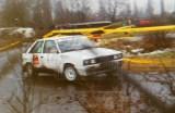 15. Bogdan Herink i Barbara Stępkowska - Renault 11 Turbo.