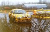 21. Błażej Krupa i M.Krupa - Ford Sierra Saphire Cosworth 4x4.