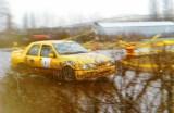 22. Błażej Krupa i M.Krupa - Ford Sierra Saphire Cosworth 4x4.
