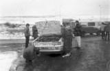 02. Mazda 323 Turbo 4wd załogi Sławomir Szaflicki i Andrzej Górs