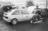04. Mazda 323 turbo 4wd za logi S lawomir Szaflicki i Andrzej Gó