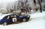 13. Robert Kępka i Tomasz Ryborz - Peugeot 309 GTi 16V.