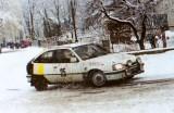 20. Jerzy Dyszy i Jerzy Substyk - Opel Kadett GSi 16V.