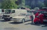 10. Mitsubishi Galant VR4 załogi Wiesław Stec i Artur Skorupa.
