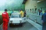 13. Polski Fiat 126p załogi Artur Orlikowski i Marcin Szyperski.