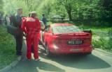 17. Toyota Celica Turbo 4wd załogi Wiesław Szczytyński i Paweł K