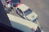20. Nissan Sunny GTiR załogi Robert Herba i Jakub Mroczkowski.