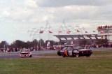 10. Nr.241. K.Malich - Ford Escort RS 2000, nr.151. Kazimierz Br