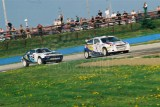 13. Nr.1.Bohdan Ludwiczak - Ford Focus,nr.16.Robert Polak - Toyo