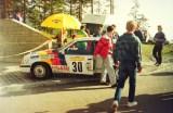 09. Carsten Wiegand i Thomas Windisch - Opel Kadett GSi.