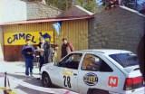 12. Jerzy Dyszy i Jerzy Substyk - Opel Kadett GSi 16V.