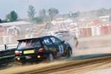 14. Jacek Lesiak - Nissan Sunny GTiR.