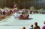 20. Robert Herba i Jakub Mroczkowski - Nissan Sunny GTiR.