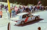 21. Wiesław Stec i Artur Skorupa - Mitsubishi Galant VR4.