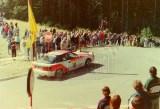 25. Krzysztof Hołowczyc i Robert Ziemski - Toyota Celica GT4.