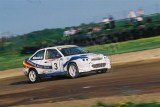 15. Mirosław Witkowski - Ford Escort Cosworth RS.