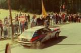 31. Grzegorz Malinowski i Dariusz Dekuczyński - Lancia Delta Int