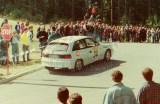 39. Bernd Hackmann i Peter Buys - Opel Astra GSI 16V.