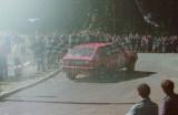 40. Walter Jetter i Doris Jetter - Lancia Delta Integrale.