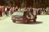 47. Wojciech Nosalik i Eryk Szafrański - VW Golf GTI 16V.