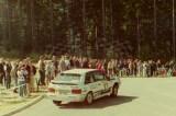 49. Klaus Wagner i Helmut Kruppert - Mazda 323 Turbo 4wd.