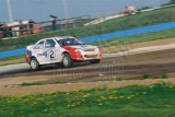 18. Marcin Wicik - Ford Escort Cosworth RS.
