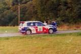 58. Robert Herba i Jakub Mroczkowski - Nissan Sunny GTiR.