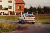 61. Paweł Noakowski i Klaudia Gruene - Opel Kadett GSI 16V.