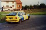 62. Dariusz Wirkijowski i Piotr Gulbas - Opel Kadett GSi 16V.