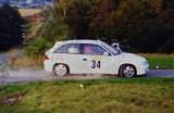 64. Bernd Hackmann i Peter Buys - Opel Kadett GSi 16V.