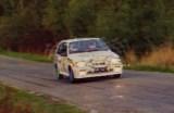 74. Mariusz Ficoń i Marek Drozd - Suzuki Swift GTi 16V.