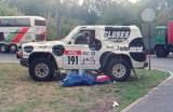 001. F.Hummel i J.Frizon - Nissan Patrol G.