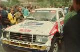003. Bruno Saby i D.Serieys - Mitsubishi Pajero.