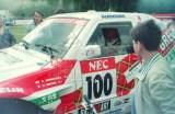 005. Kenjiro Shinozuka i H.Magne - Mitsubishi Pajero.