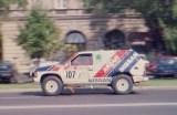 009. J.Riviere i R.Termens - Nissan Terrano.
