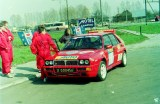 05. Lancia Integrale HF 16V załogi Grzegorz Skiba i Igor Bieleck