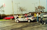 10. Toyota Celica GT4 załogi Marek Gieruszczak i Marek Skrobot.