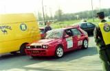 16. Grzegorz Skiba i Igor Bielecki - Lancia Integrale HF 16V.