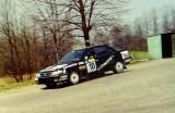 43. Frederic Donner i Julian Obrocki - Subaru Legacy RS.
