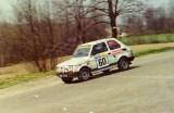 68. Bartłomiej Kulesza i Adam Klepadło - Polski Fiat 126p.