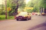 001. Włodzimierz Skrodzki i Jolanta Cieślak - VW Golf GTi 16V.