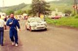 005. Robert Herba i Artur Skorupa - Nissan Sunny GTiR.