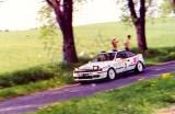 012. Marek Gieruszczak i Marek Skrobot - Toyota Celica GT 4.