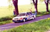 013. Wiesław Stec i Maciej Maciejewski - Mitsubishi Galant VR4.