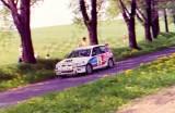 014. Robert Herba i Artur Skorupa - Nissan Sunny GTiR.