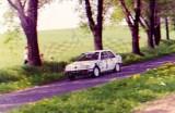 015. Waldemar Doskocz i Jarosław Baran - Peugeot 309 GTi 16S.