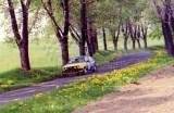 018. Lesław Orski i Tomasz Chmiel - VW Golf GTi 16V.