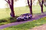 019. Robert Kępka i Andrzej Górski - Peugeot 309 GTi 16S.