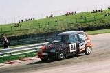 13. Łukasz Pawlak - Fiat Cinquecento.