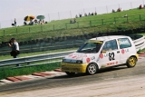 14. Małgorzata Zubek - Fiat Cinquecento.